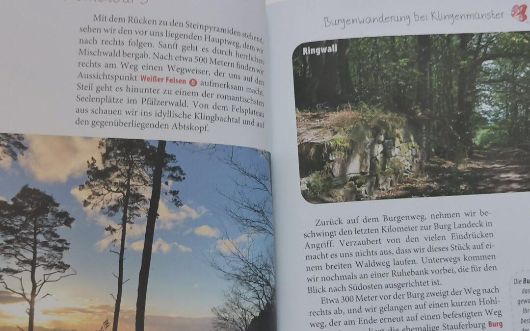 Wanderungen für die Seele: Die Pfalz zu Fuß und mit dem Herzen erkunden