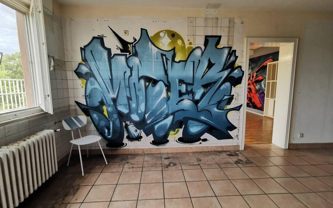 ExpoStation: Wenn die lokale Graffiti-Szene Gutes tut