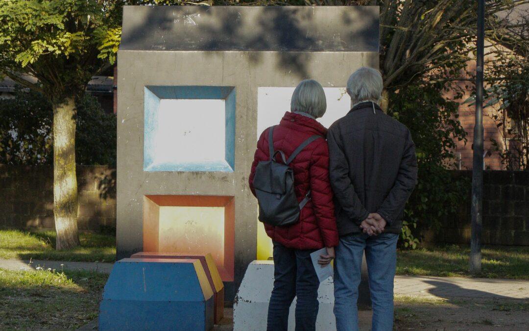 Kunst im öffentlichen Raum nicht mehr übersehen: Jockgrim zeigt wie das geht