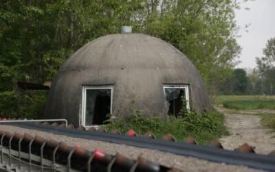 Leben auf 4,5 Metern Durchmesser – die Kugelhäuser von Jockgrim