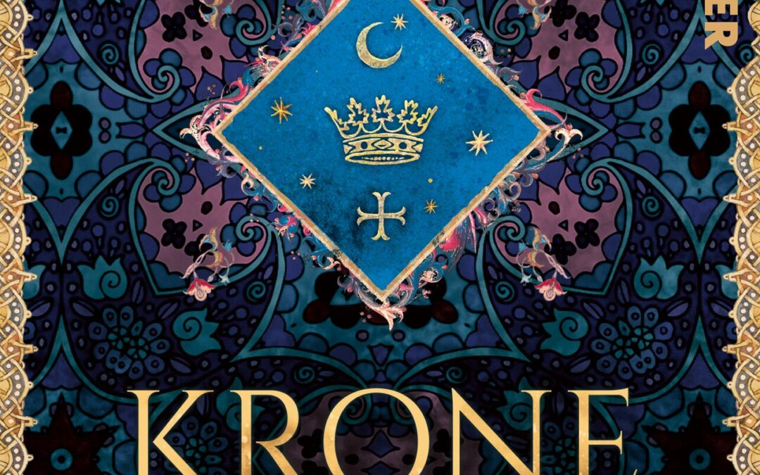 Historienroman von Juliane Stadler: Liebe, Krieg, Verrat und Kreuzzüge