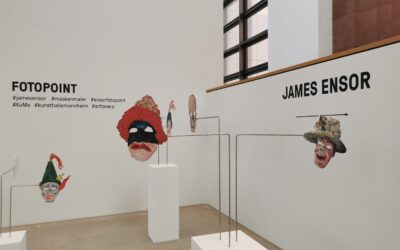 James Ensor in Mannheim: Mehr als Masken, Dämonen und Tod